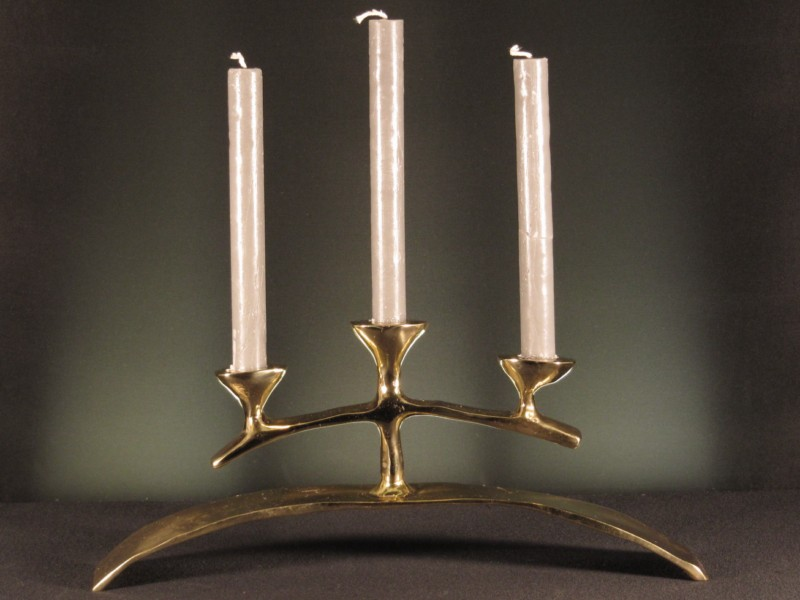 Candelabro ARCO TRIPLE-G061 - David Marshall
