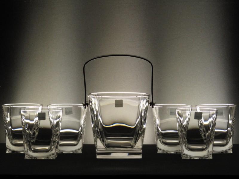 estuche whisky islay cristal s vres 7 piezas tadeval. Black Bedroom Furniture Sets. Home Design Ideas