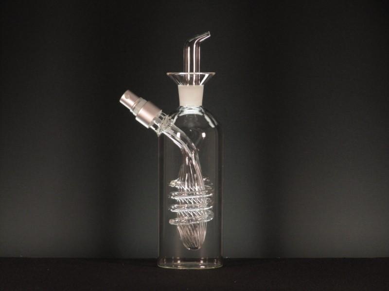 Vinagrera aceitera lisboa v 173 tadeval artesan a del cristal - Aceiteras de cristal ...