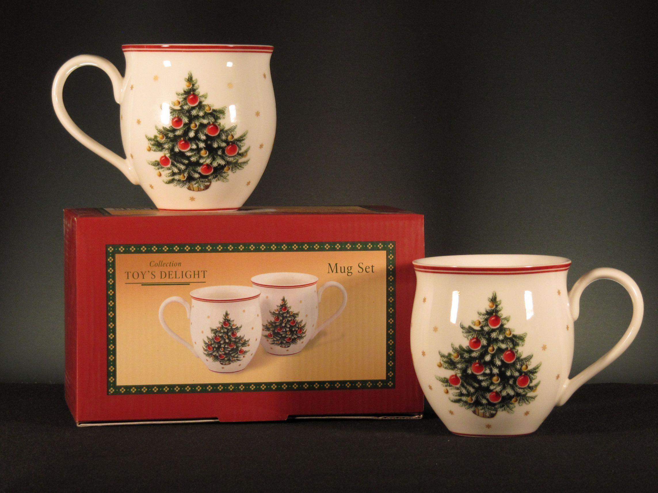 Set 2 Tazas/Mugs TOY'S DELIGHT Abeto - Villeroy & Boch