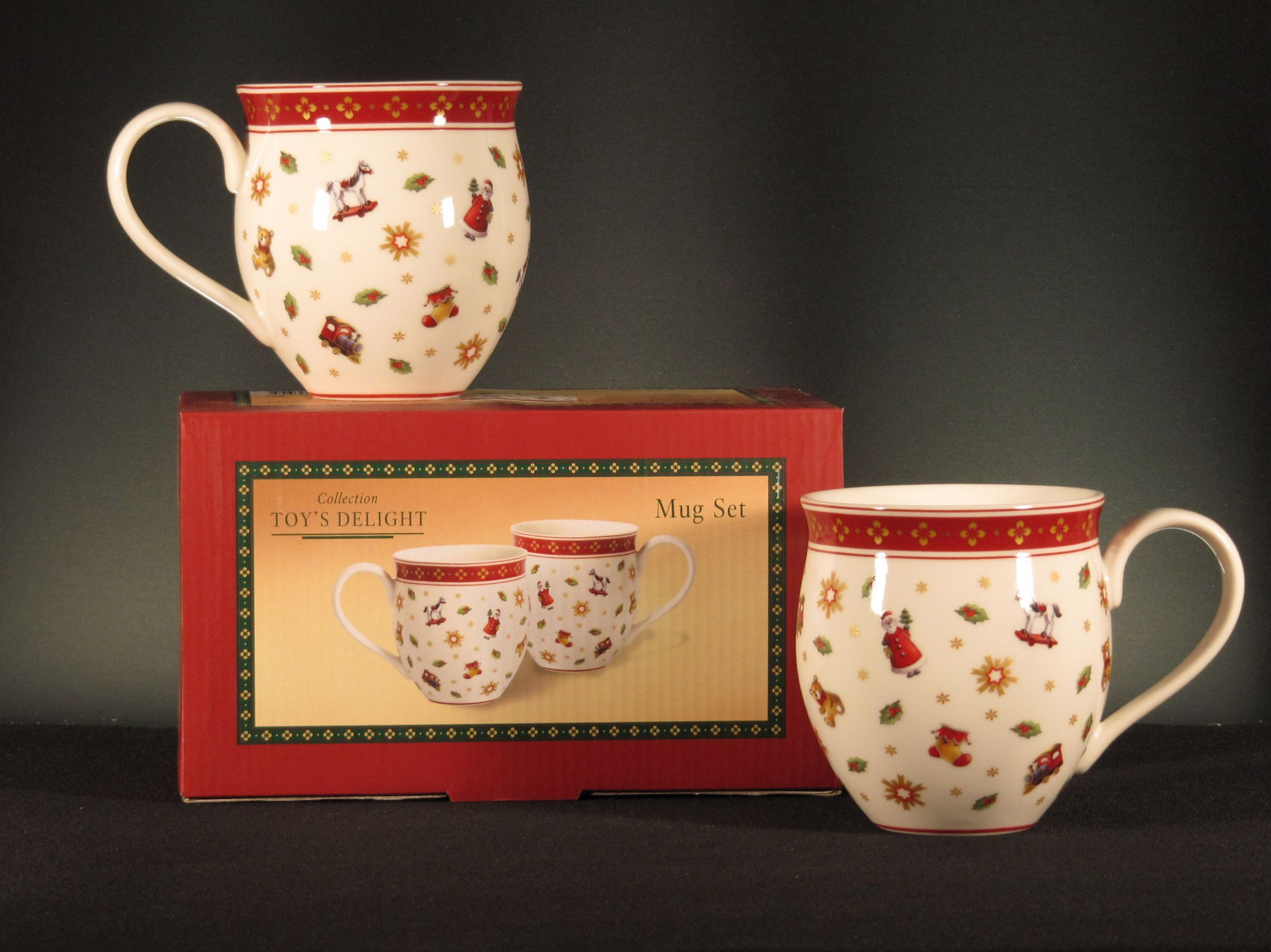 Set 2 Tazas/Mugs TOY'S DELIGHT Toys - Villeroy & Boch