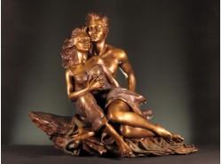 Escultura CUMBRE 378125 - Bronce