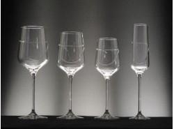 Cristalería CHARISMA Talla139 - 48 piezas