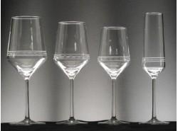 Cristalería PURE Talla157 - 48 piezas