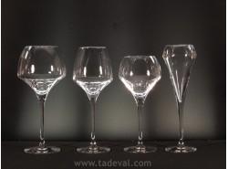 Cristalería OPEN UP 48 piezas