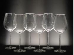 Juego 6 Copas DIVA-1 Vino - Lisas