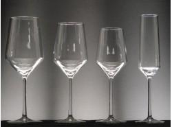 Cristalería PURE Lisa - 48 piezas
