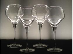 Juego 4 Copas OPEN UP-Round Vino - Lisas