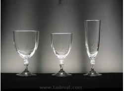Cristalería GLORIA Talla 135 - 36 piezas