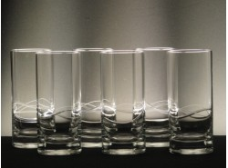 Set 6 Vasos Whisky Altos 6523 - Talla132