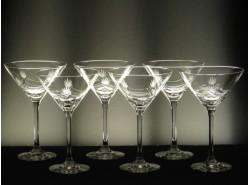 Juego 6 Copas Cocktail CLASSICO T/253 Tallado a Mano - SCHOTT ZWIESEL