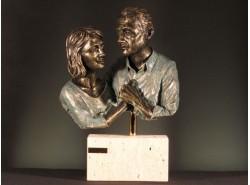 Escultura 226-Nostalgia - ANGLADA