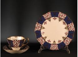 Set Té 100 Aniversario ROYAL ALBERT 1900 Regency Blue - RA3300