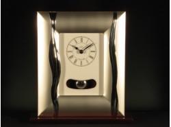 Reloj Péndulo ONDAS 384/13ORL - Plata