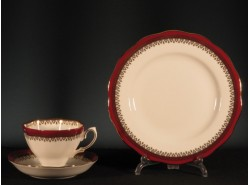 "SET TÉ 100 AÑOS ""1980"" 3P - ROYAL ALBERT"