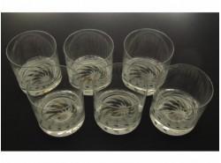 Juego 6 Vasos 6523 Whisky Bajos Estrella - SCHOTT ZWIESEL