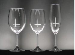 Cristalería LARA Talla 215 - 36 piezas