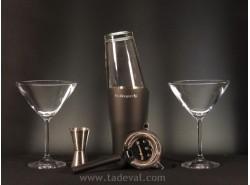 Estuche Cocktail BASILEA 5 Piezas - BOHEMIA
