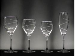 Cristalería ROYAL Talla221 - 24 piezas