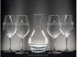 Juego de Vino AUTHENTIS 5 piezas Talla 126 - Spiegelau